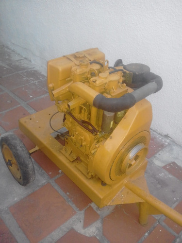 Motobomba De Agua Slanzi 24 Hp Diesel