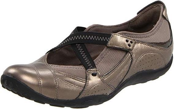 Zapatos Casuales Dama Mujer Clark Original 100% Talla 35.5.