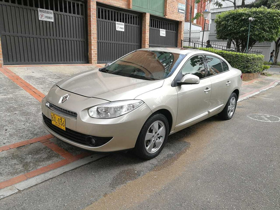 Renault Fluence Privilege 2.0 2012