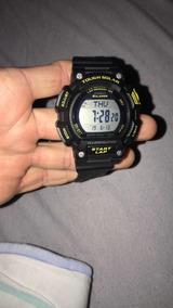 Relógio Casio Masculino Preto Digital Stl-s100h-4avdf
