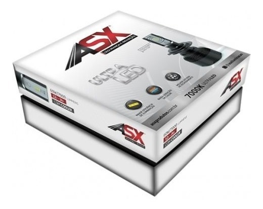 Ultra Led Asx Csp Novo 7000 Lúmens Cooler C/ Brinde
