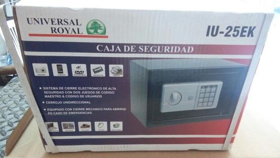 Caja Fuerte Digital Pequeña Marca Universal Oferta Nuevas