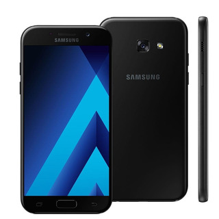 Samsung Galaxy A5 2017 A520 - Dual 32gb 16mp 4g - Mostruário