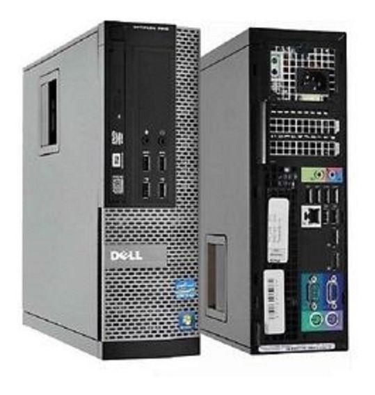 Pc Dell Sff 7010 I5 3°geração 8gb Hd500 Vitrine Black Friday