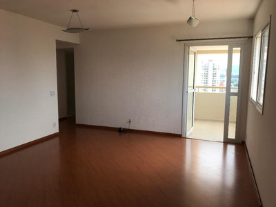 Apartamento Em Vila Romana, São Paulo/sp De 94m² 3 Quartos Para Locação R$ 3.500,00/mes - Ap224797