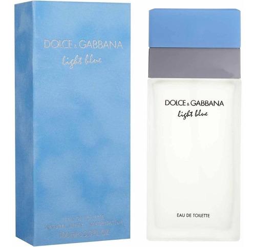 Imagen 1 de 4 de Light Blue Dama 100 Ml Dolce Gabbana Edt