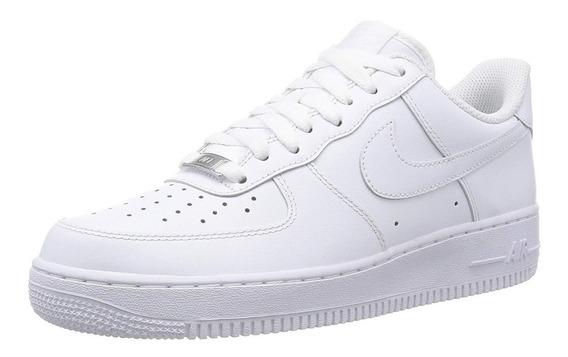 Tenis Zapatillas Nike Air Force One Dama Con 70% Descuento