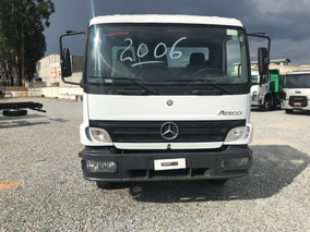 Mercedes Benz Atego 1718 (2006) Chassi