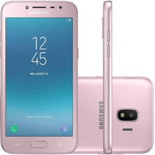 Samsung Galaxy J2 Pro J250m 16gb Dual 8mp 5 Rosa Vitrine 1