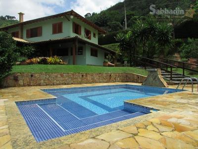 Casa À Venda, Por R$ 1.300.000 - Secretário - Petrópolis/rj - Ca0320
