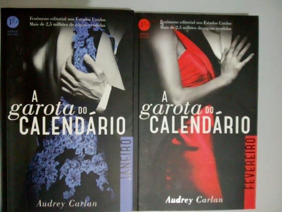 A Garota Do Calendário - Janeiro E Fevereiro - Audrey Carlan