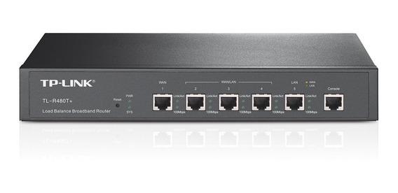 Roteador Load Balance Broadband Tp-link Tl-r480t+