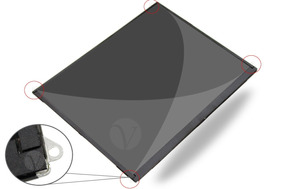 Tela Display iPad 2 A1395 6091l-1845e P/n Lp097x02