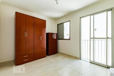 Apartamento No 7º Andar Com 1 Dormitório E 1 Garagem - Id: 892871629 - 171629