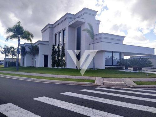 Imagem 1 de 30 de Casa Com 3 Dormitórios À Venda, 239 M² Por R$ 2.550.000,00 - Condomínio Residencial Alphaville Iv - Votorantim/sp - Ca1862