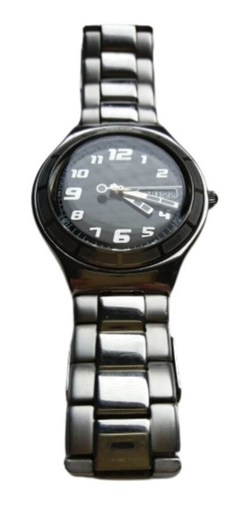 Relógio Swatch Irony Staimless Steel Feminino Pouco Usado