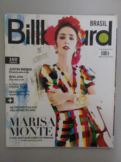 Revista Billboard 26 Marisa Monte Justin Bieber Bon Jovi 076
