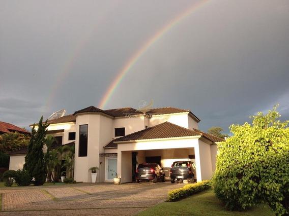 Casa Residencial Para Locação, Condomínio Terras De São José, Itu. - Ca0306