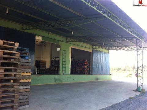 Votorantim - Galpão Depósito Comercial + Casa (sede) - 42764