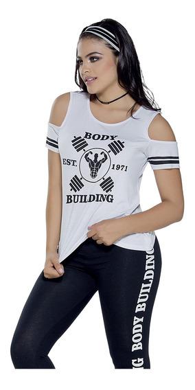 Camiseta Adulto Femenino Marketing Personal 93137
