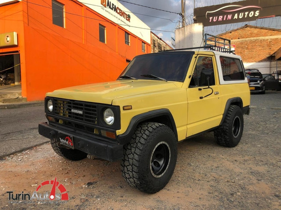 Nissan Patrol 4x4 1980