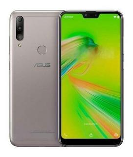 Smartphone Asus Zenfone Max Shot 32gb/3gb 4g - Prata