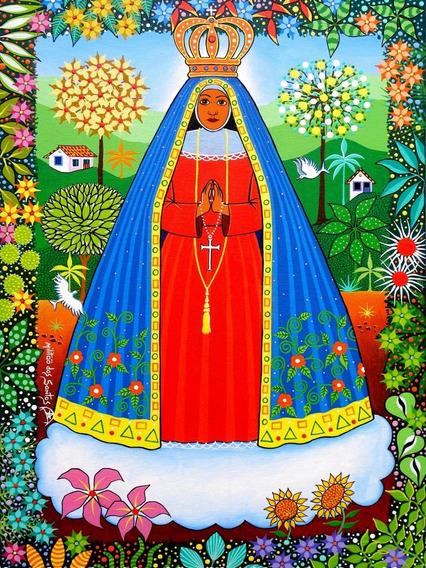 Nossa Senhora Aparecida - Militão Dos Santos