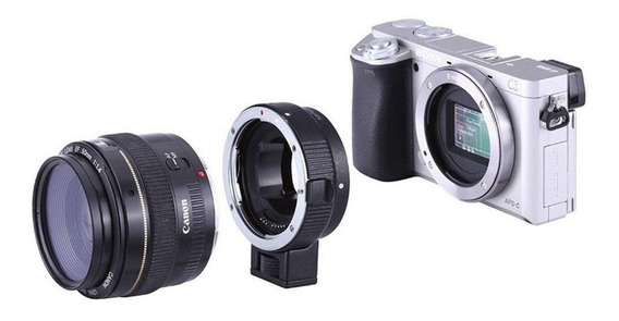 Adaptador Lente Sony Alpha Nex La Ea1 Laea1 - Câmeras e