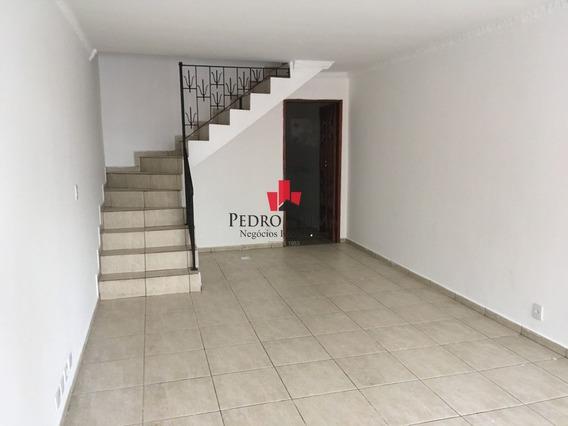 Sobrado Comercial Com 3 Dormitórios E 3 Vagas Para Locação Em Jardim Anália Franco - Tp4191