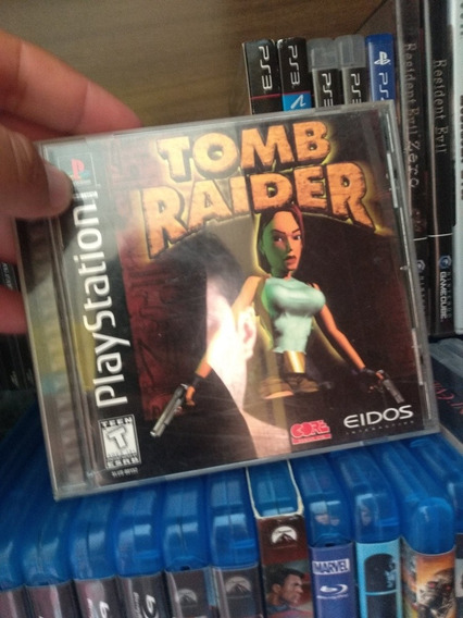 Tomb Raider Psone Original