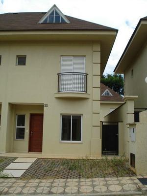 Sobrado Residencial À Venda, Cajuru Do Sul, Sorocaba - So1558. - So1558
