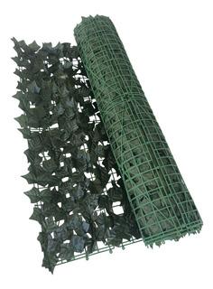 Follaje Rollo 1m X 2.9m Galvia Muro Verde Plantas Artificiales Enredadera 2.9m2 Envio Gratis