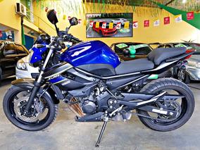 Yamaha Xj6 2018 - Xj6 Azul 2018 -xj6 Abs 2018 - Yamaha Xj6