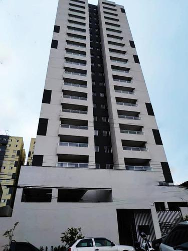 Apartamento Em Vila Bocaina, Mauá/sp De 77m² 3 Quartos À Venda Por R$ 415.000,00 - Ap867934