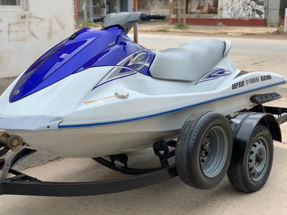 Moto De Agua Yamaha Vx 1100 Triplaza 115hs