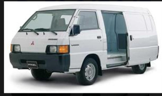 Mitsubishi L300 Panel Para Repuesto