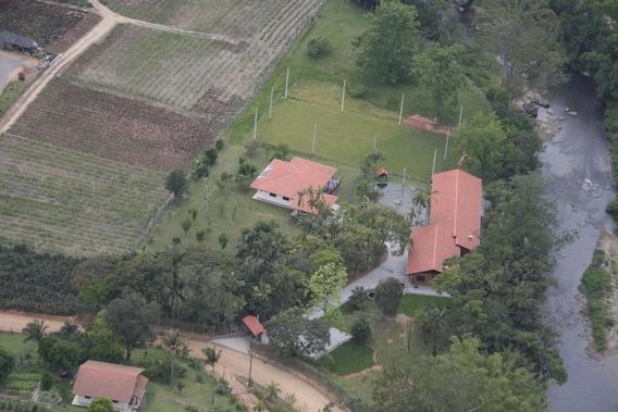 Sítio Com 4 Dormitórios À Venda, 13581 M² Por R$ 1.600.000 - Encano Central - Indaial/sc - Si0055