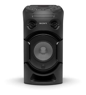Minicomponente De Torre 250w Bt,usb, Luces Led Sony Mhc-v11