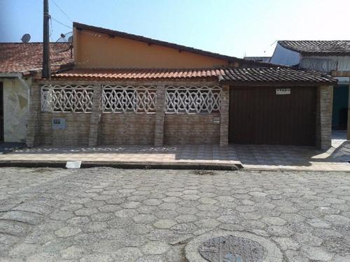 Casa Com Lavanderia E Espaço Pra Piscina - Itanhaém 3452 npc