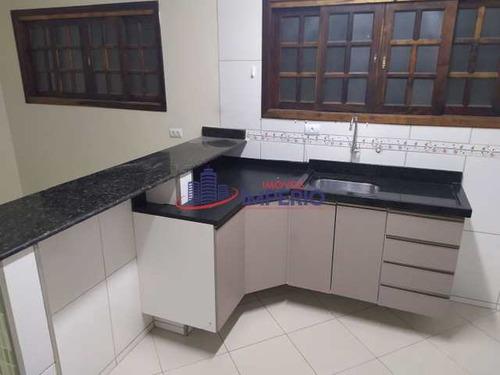 Sobrado Com 3 Dorms, Vila Silveira, Guarulhos - R$ 500 Mil, Cod: 7098 - V7098