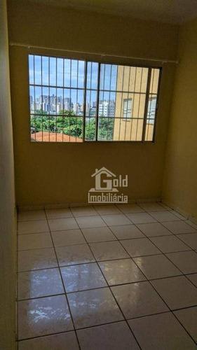 Apartamento Com 2 Dormitórios À Venda, 52 M² Por R$ 125.000,00 - Jardim Palma Travassos - Ribeirão Preto/sp - Ap2348