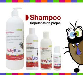 Itchybitsi Shampoo 240 Ml Repelente De Piojos