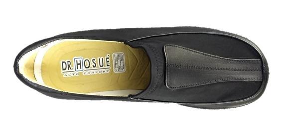 Zapato De Piel Super Cómodo Pies Delicados Diabetes 4011 Cok