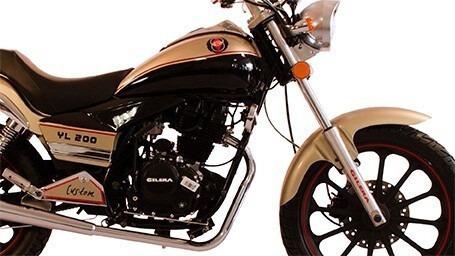 Gilera Yl 200cc - Motozuni Jose C Paz