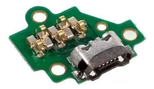 Imagem 1 de 2 de Flex Conector De Carga Motorola Moto G3 Geração Xt1543 1544