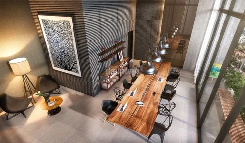 Apartamento 4 Dormitórios 4 Suites 3 Vagas No Brooklin!!! - Pp17508
