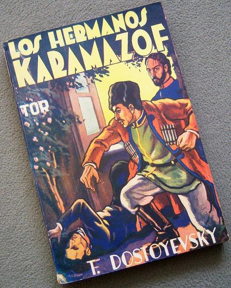 Libro: Los Hermanos Karamazof - Fedor Dostoyevsky
