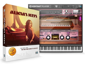 Samples Piano Alicia