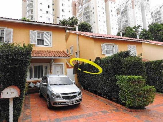 Casa Com 3 Dormitórios À Venda, 120 M² Por R$ 540.000 - Jardim Monte Alegre - São Paulo/sp - Ca4270