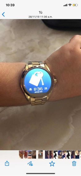Reloj Michael Kors Smartwatch Mkt 5001